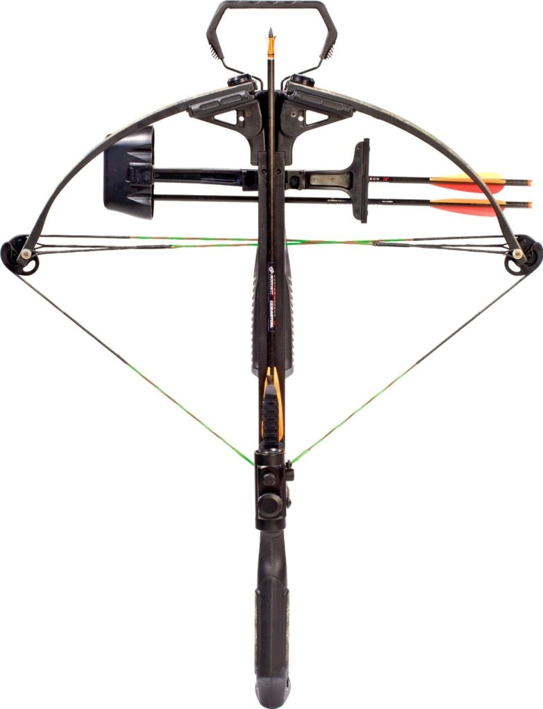 Barnett Jackal Crossbow Top View