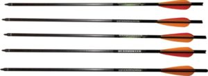 Barnett Outdoors Carbon Crossbow 20-Inch Arrows with Field Points