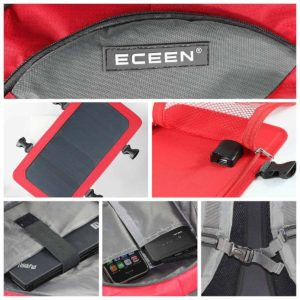 ECEEN Solar Bag-connector