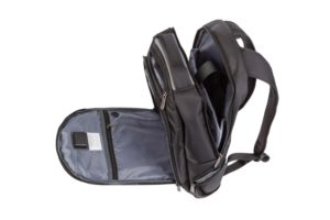 EnerPlex Packr Commuter Solar Powered Backpack-open