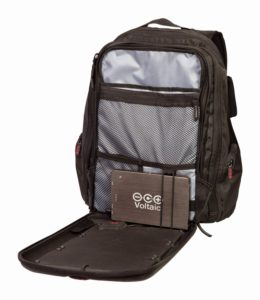 Solar Powered BugOut Bag-inside