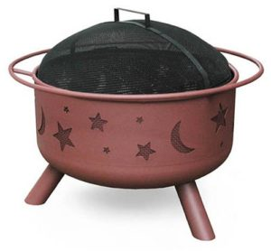 Landmann 28335 Big Sky Stars & Moons Fire Pit