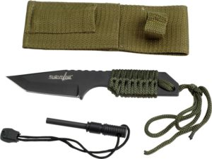 Survivor HK-106320 Series Fixed Blade Outdoor Knife