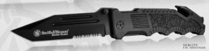 Smith & Wesson Border Guard 2 Rescue Knife