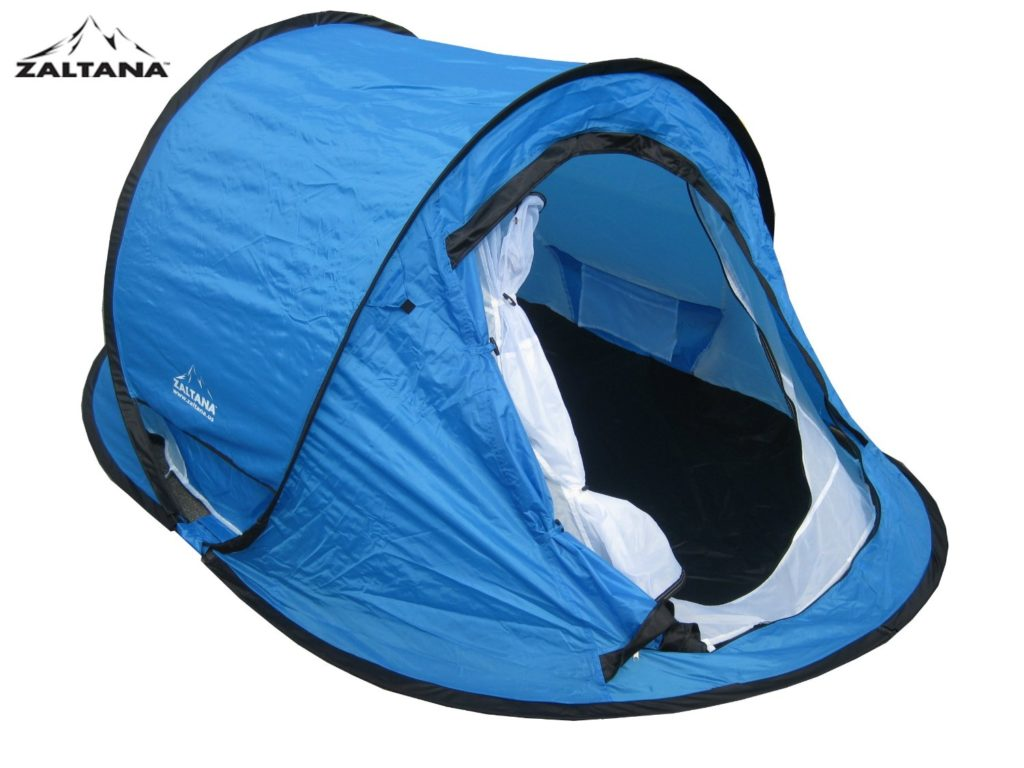 Zaltana Pop Up Tent Opened  sc 1 st  Outdoors and Nature & Zaltana Pop Up Tent with Inner Tent u2013 Outdoors and Nature