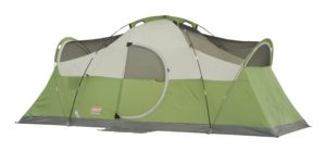 Coleman Montana 8-Person Tent No Cover