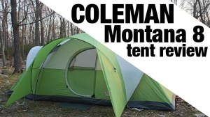 Coleman Montana 8 Tent  sc 1 st  Outdoors and Nature & Coleman Montana 8 Tent Review u2013 Outdoors and Nature