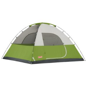 Coleman Sundome 6 Person Tent No Cover