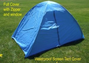 Genji Sports Self Expanded Screen Tent Cover