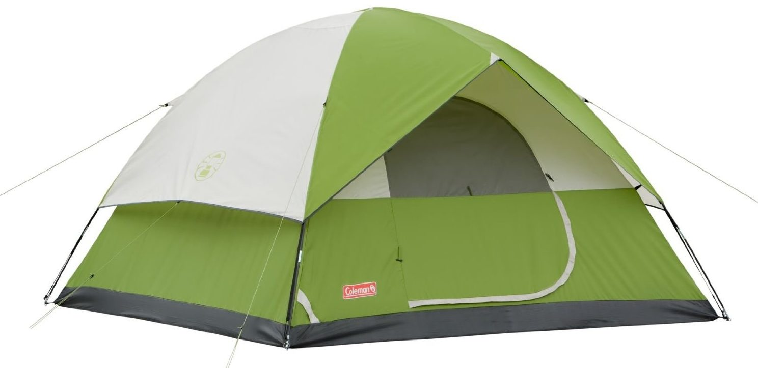 Coleman Sundome 6 Person Tent Review